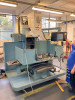 Ajax Model AJ285 Gap Bed Centre Lathe.